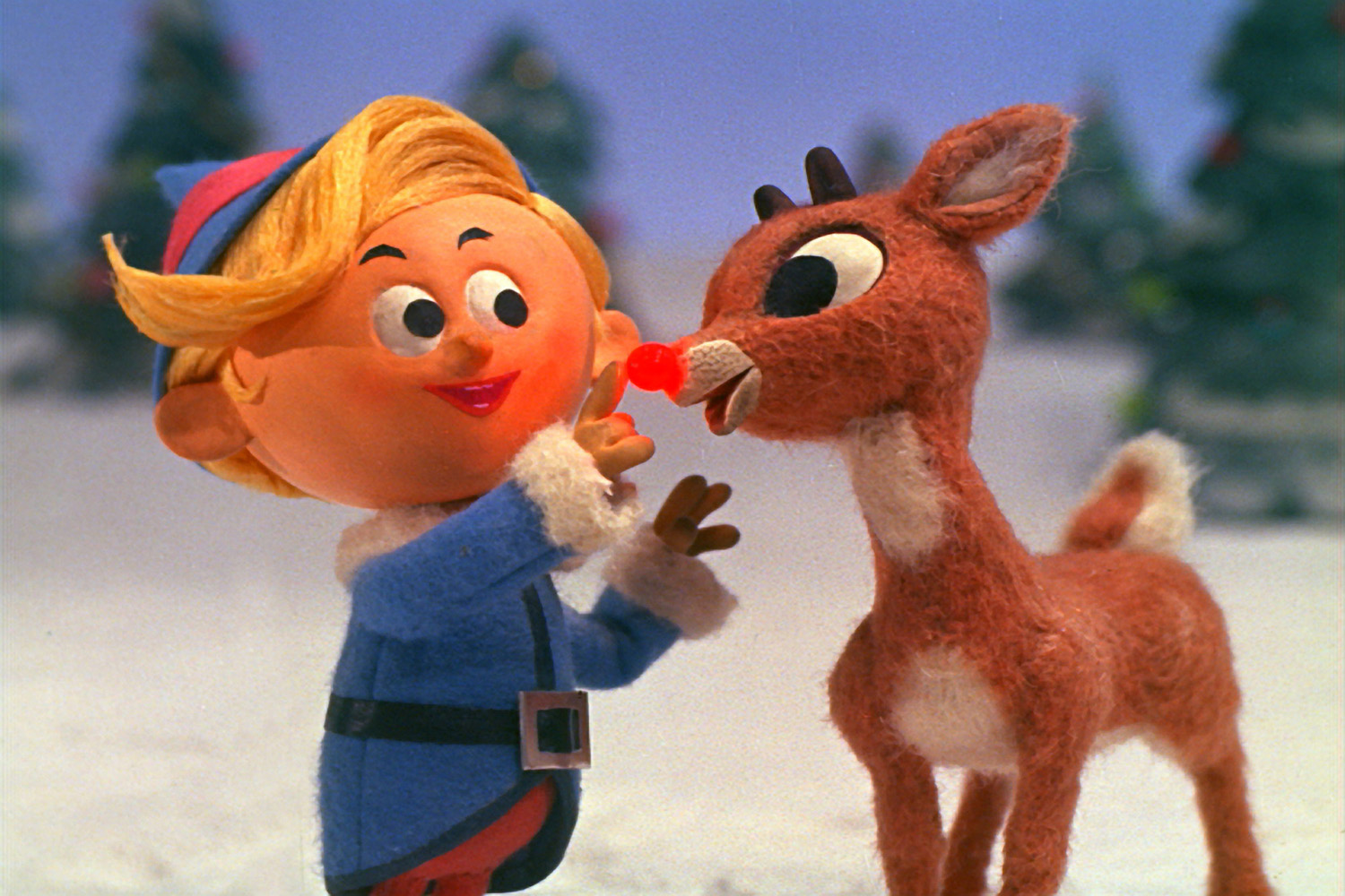 Rudolph With Your Nose So Bright, Won't You Guide Us Through Our Crucibles Tonight?