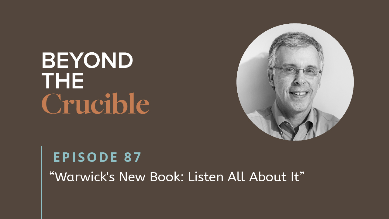 Warwick's New Book: Listen All About It #87